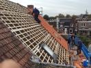 renovatie van 2 daken in bussem